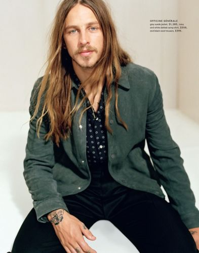 Riley Hawk Dons Trendy Style for Barneys, Talks Skateboarding