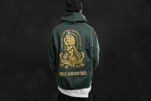The Hundreds Enlists Japanese Artist Usugrow for a Special Capsule