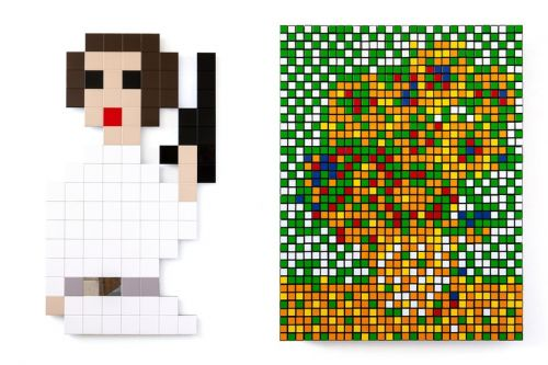 """Invader Announces """"Hanging / Hong Kong / 2020"""" First Solo Exhibition"""