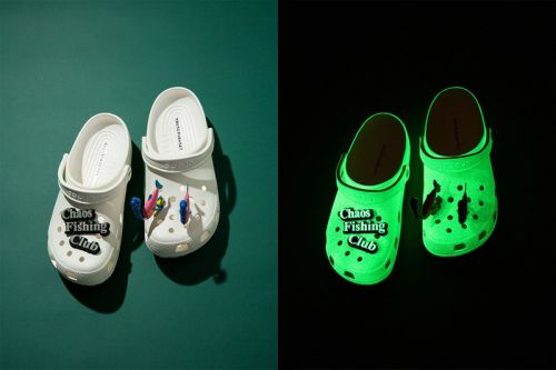 Chaos Fishing Club and Crocs Launch Glow-in-the-Dark Collab