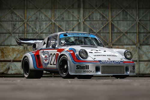 An Ultra-Limited 1974 Porsche 911 Carrera Is Going to Auction