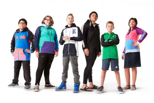 OHSU Doernbecher and Nike's Next Collaboration Combines 14 Freestyle Designs Into One Shoe