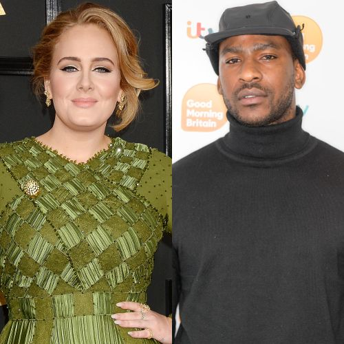 Adele 'Can See a Future' With Rumored Boyfriend and U.K. Rapper Skepta