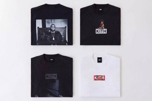 The Second KITH x Notorious B.I.G. Collection Has Officially Dropped