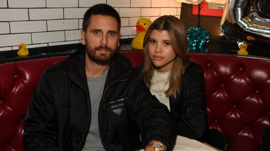 Sofia Richie Is a 'Very Calming Influence' for Scott Disick