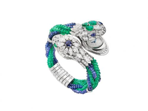 A Stunning Selection of Luxury Jewelry Watches
