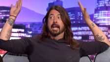 Dave Grohl Says Taylor Swift Saved Him At Paul McCartney's Party