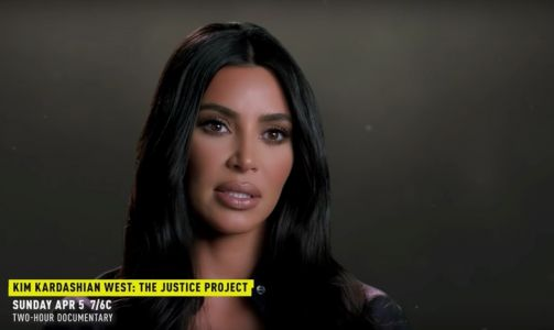 Watch the trailer for Kim Kardashian West's doc on criminal justice