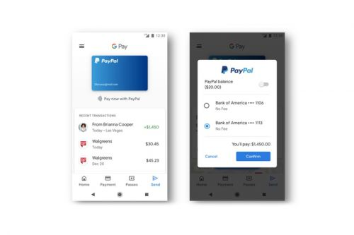 """PayPal Partners With Google to Create a """"Seamless Payment Experience"""""""