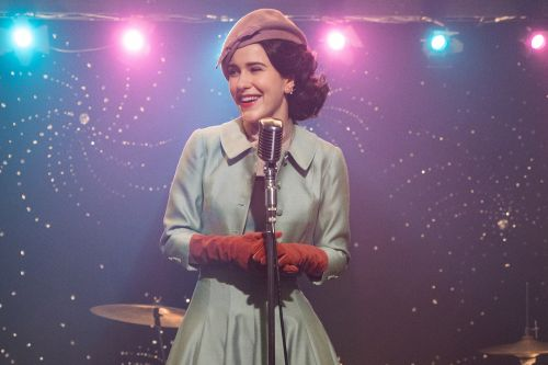 'Marvelous Mrs. Maisel' is the best show of the Time's Up era