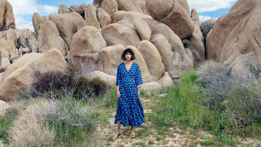 LA-Based Rhode Is Evolving from Resortwear to 'Happy Clothes' for All Seasons