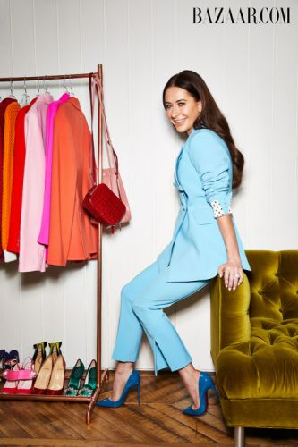 Jessica Mulroney Is the Real Fashion RoyaltyShe's