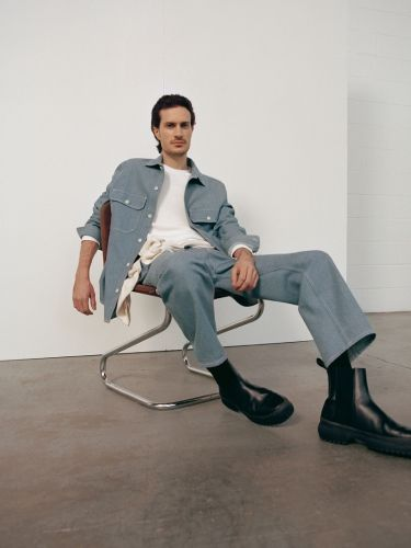 COS Pushes for Sustainability with Fall '20 Denim Line