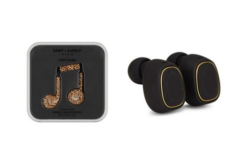 YEVO & Happy Plugs Team up With Saint Laurent on a Range of Earphones & Chargers
