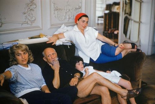 The Show Exploring Picasso's Relationship With his Daughter