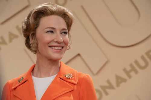 First look: Cate Blanchett as Phyllis Schlafly in 'Mrs. America' on FX