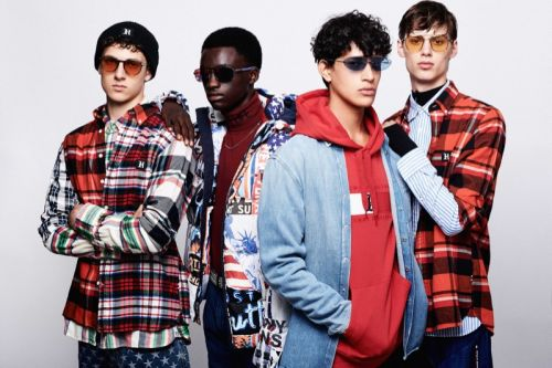 Mattia, Magdaleno + More Model Tommy Hilfiger for Life & Style México