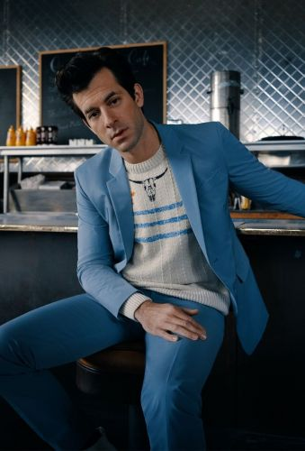 Mark Ronson Suits Up for Mr Porter, Discusses Working with Artists