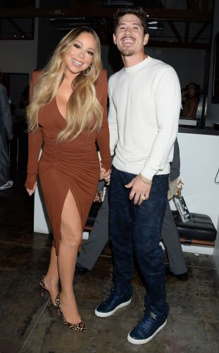 Mariah Carey and Boyfriend Bryan Tanaka Are All Smiles While Holding Hands in L.A