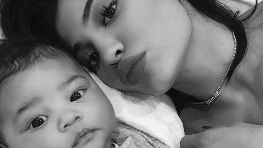 You Guys, Kylie Jenner Just Got Stormi $1800 Luggage Because Why Not?