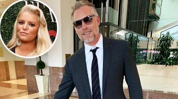 Jessica Simpson Gushes Over Hubby Eric Johnson While He Holds Newborn Daughter: 'Hot Dad Alert'
