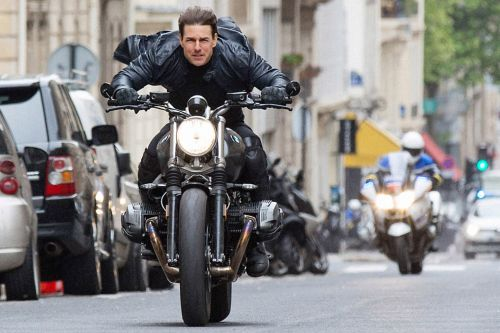 Coronavirus halts 'Mission: Impossible 7' filming in Venice, Italy