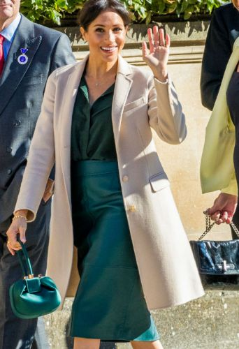 Here's Why Everyone Is Talking About Meghan Markle's Tiny Handbag