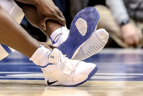 Zion Williamson's Infamous Nike Pg 2.5 Receives an Autopsy
