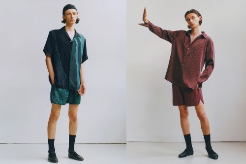 DANSHAN SS21 Re-Examines the Current Social Patterns
