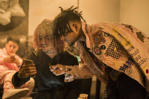 Lil Pump Says He Is Dropping Collaborative Project With Smokepurpp
