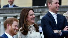 Prince William, Kate Middleton Wish Prince Harry A Happy Birthday With Silly Photo
