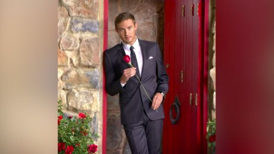 Peter Weber's First Official 'Bachelor' Promo Is Here and Yep, There's a Windmill