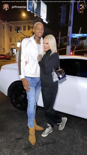 YouTuber Jeffree Star and New Boyfriend Andre Marhold Enjoy Adorable Taco Night Date in West Hollywood