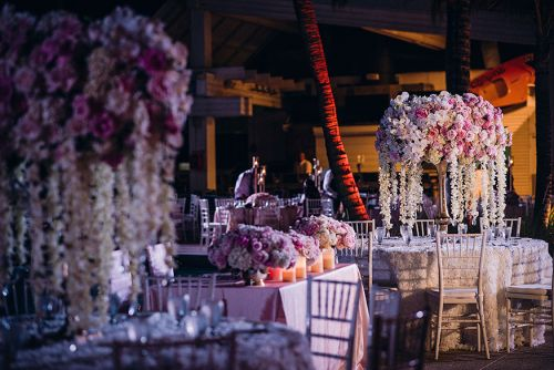 Prianka + Munesh Aruba Indian Wedding by Sonal J. Shah Event Consultants