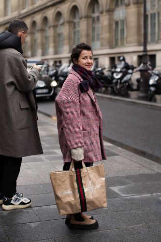 On the Street.Color Story, Paris