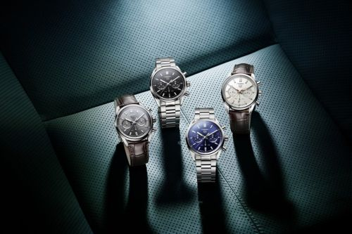 TAG Heuer Ushers in the Carrera's New Age With 160th Anniversary Collection