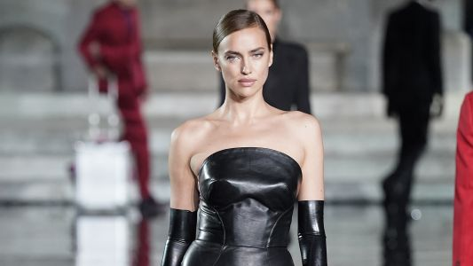 No Man, No Problem! Irina Shayk Struts Her Stuff Down the Runway Following Split From Bradley Cooper