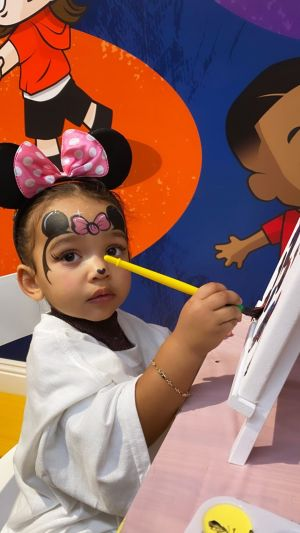 Chicago West Had the Most Magical Minnie Mouse-Themed 2nd Birthday Party