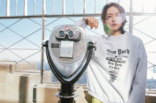 Richardson's Graphic-Heavy SS19 Collection Pays Homage to NYC