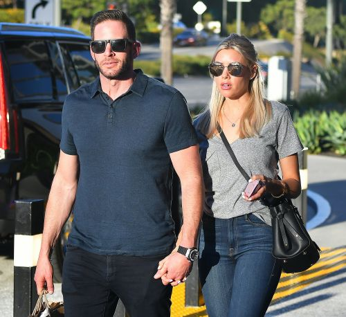 'Flip or Flop' Star Tarek El Moussa and Girlfriend Heather Rae Young Hold Hands While Shopping