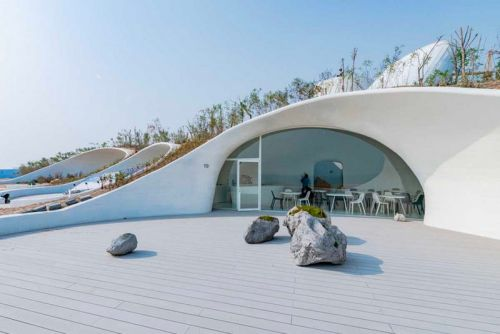 Take a Look at UCCA's Dune Art Museum in China