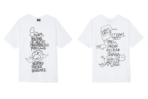 Stüssy Launches Archival Pop-Up Sale in NYC