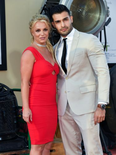 Britney Spears' Boyfriend, Sam Asghari, Defends Her After She Calls Out Instagram Trolls