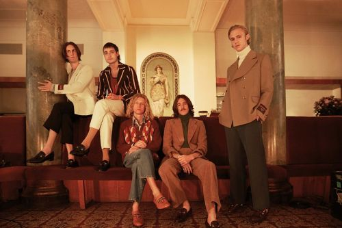 Gucci Channels '70s Tailoring, Silks and House Traditions for Exclusive Mytheresa Collection