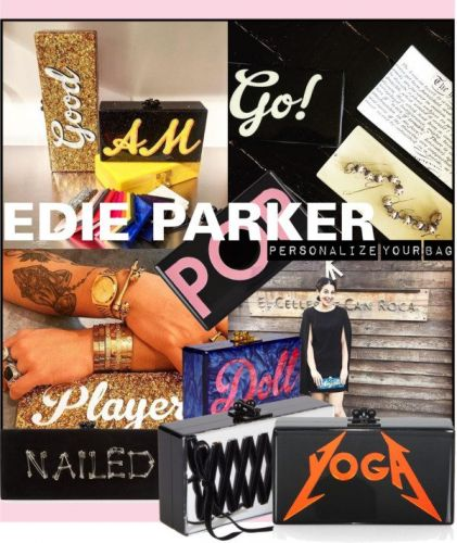Edie Parker - Personalize Your Bag