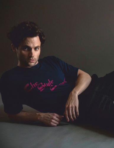 Penn Badgley Stars in Da Man Cover Shoot, Talks 'You'