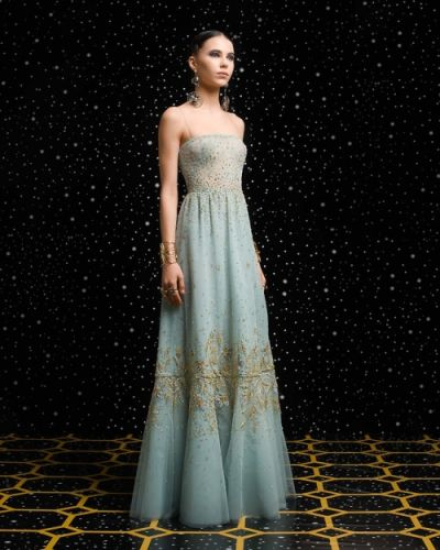 Shimmering Universe - GEORGES HOBEIKA Ready-To-Wear