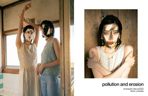 Pollution and erosion