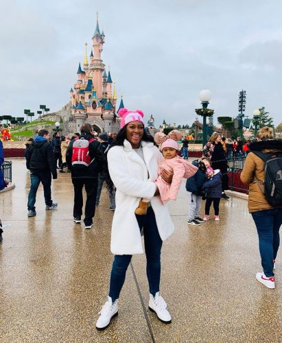 Kenya Moore's 13-Month-Old Daughter, Brooklyn, Takes Her First Steps in Adorable Instagram Video