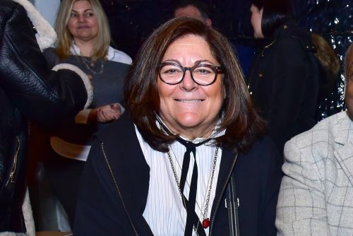 NYFW mastermind Fern Mallis given standing-room-only spot at fashion show